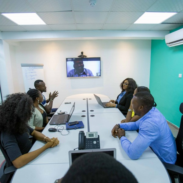 Affordable & Flexible boardrooms & meeting rooms in Lagos