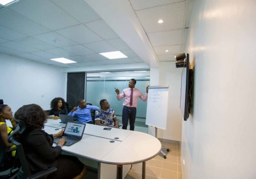 Affordable coworking space in Lagos