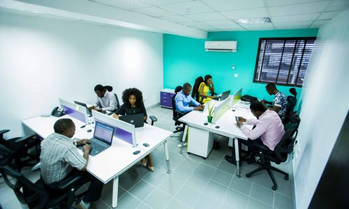 Affordable & Flexible serviced offices in Lagos