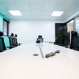 Serviced boardroom in Lagos