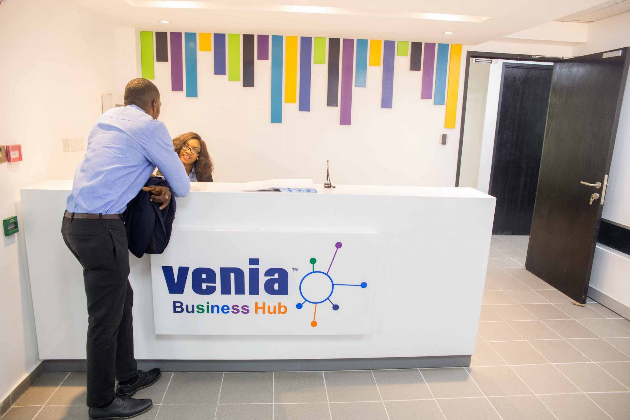 Welcome to Venia Business Hub