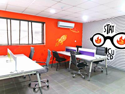 serviced, shared and coworking office spaces in Lagos