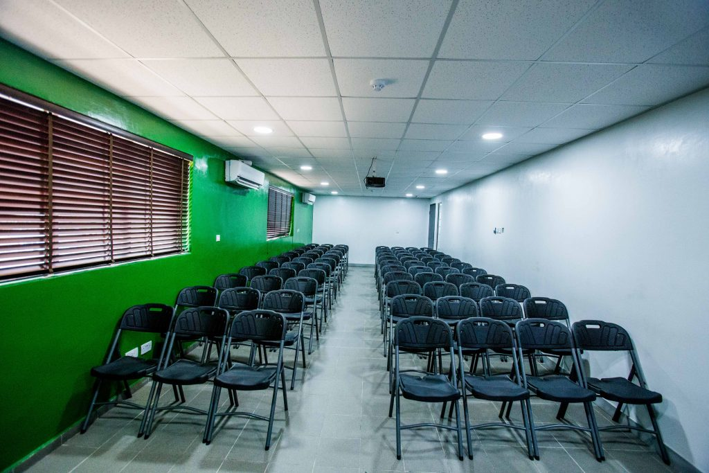 training facility for rent in lekki, lagos