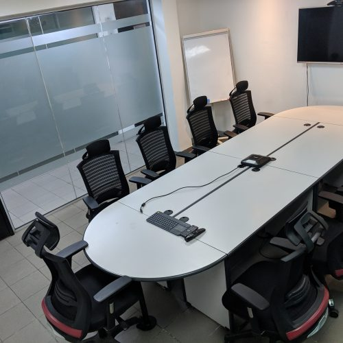 corporate training and meeting rooms in lekki, lagos