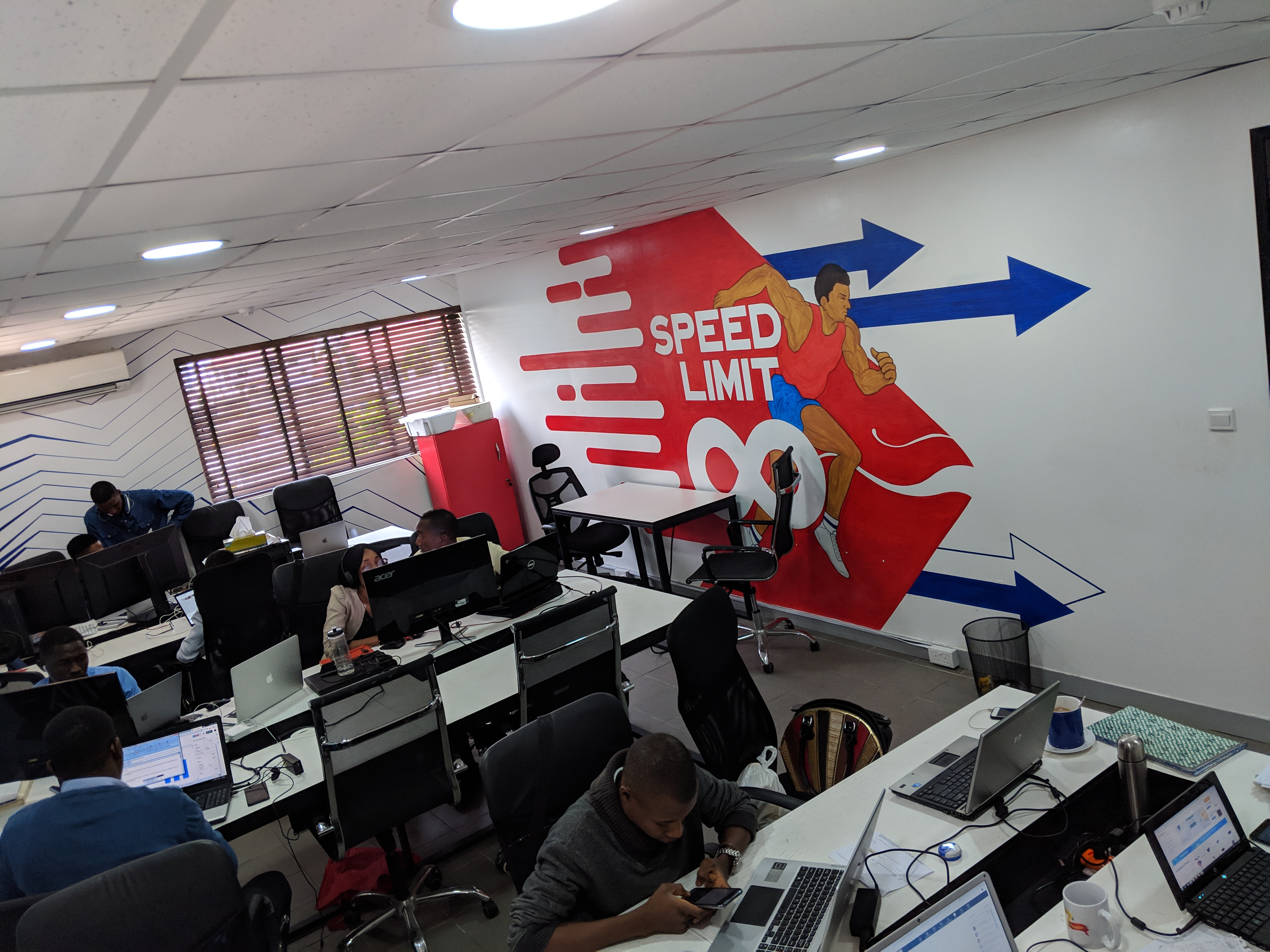 office space in lagos, nigeria