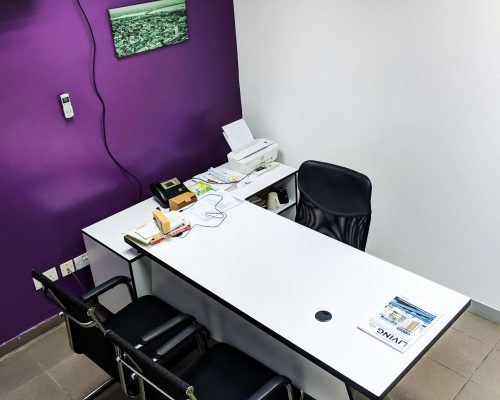 serviced office space lagos