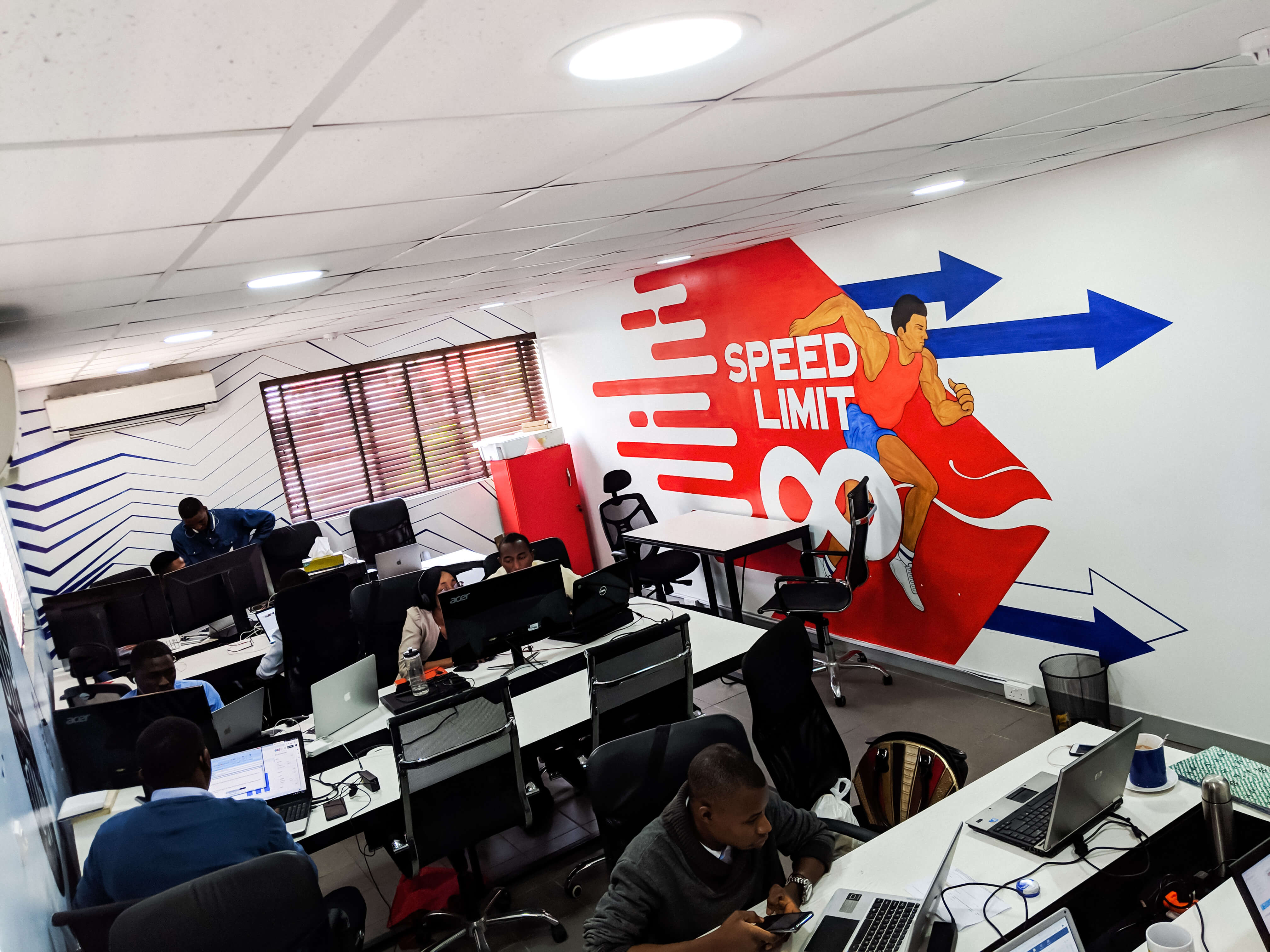 coworking space lagos