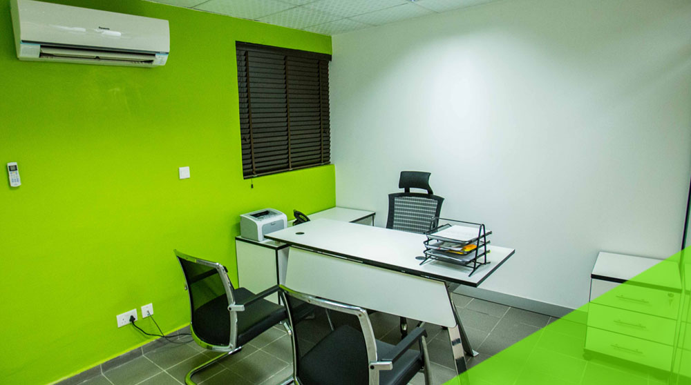 Venia business hub serviced office